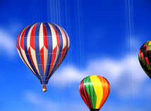 Cartoon and Movie  screensavers  nfsBalloons