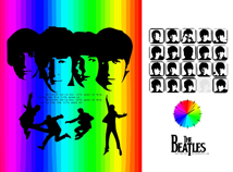 Celebrities  screensavers  nfsBeatles