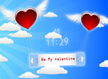 St. Valentines  screensavers  nfsBemyValentine2