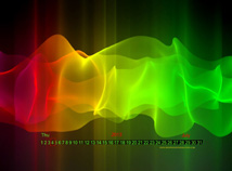 Lines  screensavers  nfsCalendar