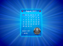 Calendar  screensavers  nfsCalendarAbstractions