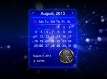 Calendar  screensavers  nfsCalendarAbstractions2