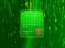 Calendar  screensavers  nfsCalendarAbstractions4