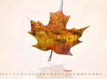 Calendar  screensavers  nfsCalendarAutumn