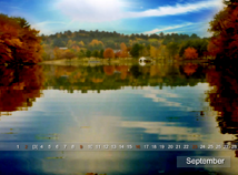 Calendar  screensavers  nfsCalendarAutumn2