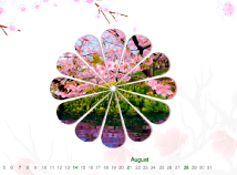 Calendar  screensavers  nfsCalendarSpring