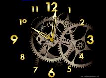Clocks  screensavers  nfsclock14