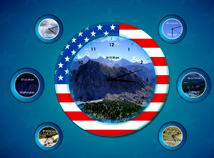 WorldTime  screensavers  nfsClockintheUSA