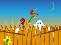 Easter  screensavers  nfsCrazyFarm