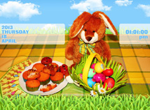Easter  screensavers  nfsEasterBunny