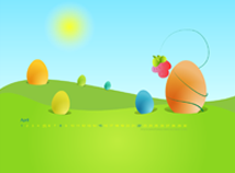 Easter  screensavers  nfsEasterCalendar
