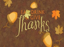 Thanksgiving day  screensavers  nfsEatDrinkGiveThank
