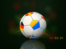 Sport  screensavers  nfsEuroFootball2