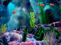Fish  screensavers  nfsFantasticDepth