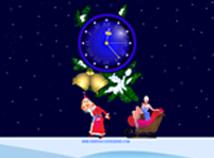 New Year  screensavers  nfsFatherChristmas