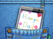 Father's Day  screensavers  nfsFathersdayjeans