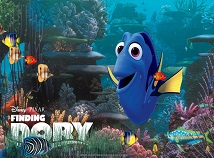 Fish  screensavers  nfsFindingDory