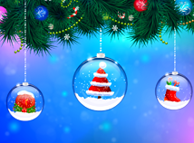 Christmas  screensavers  nfsFur-treeToys