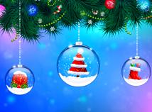 Christmas  screensavers  nfsFur-treeToys