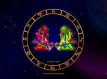 Zodiac Clock  screensavers  nfsGemini