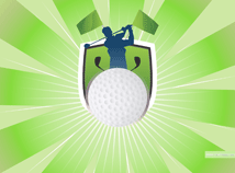 Golf  screensavers  nfsGolf