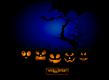 Halloween  screensavers  nfsHalloweenNight