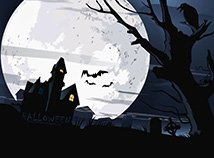 Halloween  screensavers  nfsHalloweenNight01