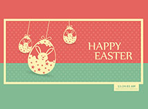 Easter  screensavers  nfsHappyEasterClock