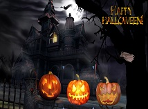 Holidays  screensavers  nfsHappyHalloweenNight