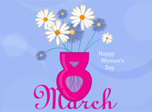 8 March  screensavers  nfsHappyWomensDay