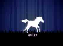Animals  screensavers  nfsHorseintheWood