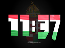 Hungary  screensavers  nfsHungaryDigitalClock