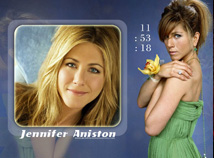 Celebrities  screensavers  nfsJenniferAniston