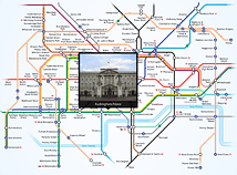 Metro maps  screensavers  nfsLondonMetroMap4