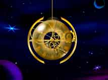Clocks  screensavers  nfsMechanicalclockSpace