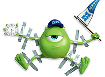 Cartoon and Movie  screensavers  nfsMonstersUniversity