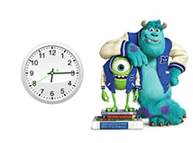Clocks  screensavers  nfsMonstersUniversity1