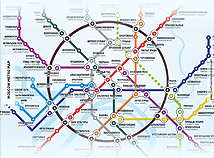 Metro maps  screensavers  nfsMoscowMetroMap