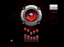 St. Valentines  screensavers  nfsMusicWave