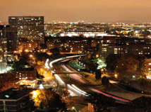 City view  screensavers  nfsNight01