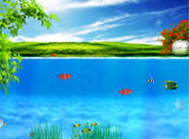 Animal world  screensavers  nfsOverWaterWarm