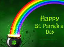 St. Patrick`s Day  screensavers  nfsPatrick2