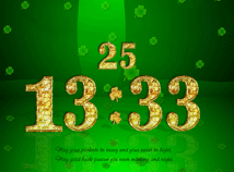St. Patrick`s Day  screensavers  nfsPatrick5