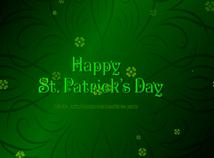St. Patrick`s Day  screensavers  nfsPatrick8