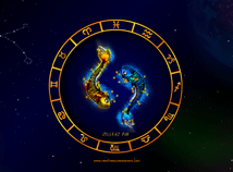 Zodiac Clock  screensavers  nfsPisces