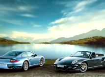 Sport  screensavers  nfsPorscheCars