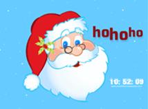 New Year  screensavers  nfsSantaHoHoHo