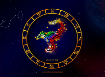 Zodiac Clock  screensavers  nfsScorpio