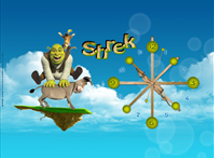 Cartoon and Movie  screensavers  nfsShrek