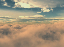 Clouds  screensavers  nfsSkyAnimationHD